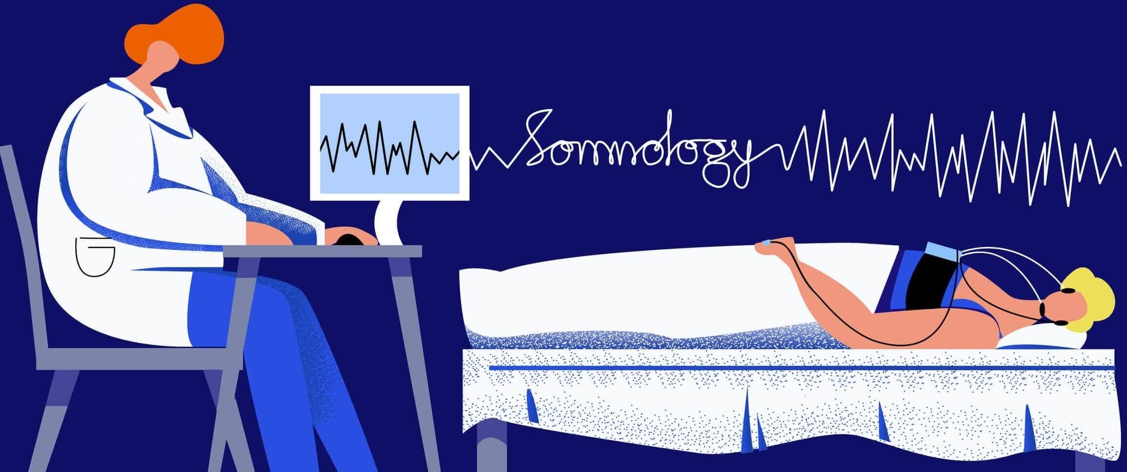 睡眠時無呼吸症候群の診断にはPSG検査-横浜市港北区の大倉山耳鼻科
